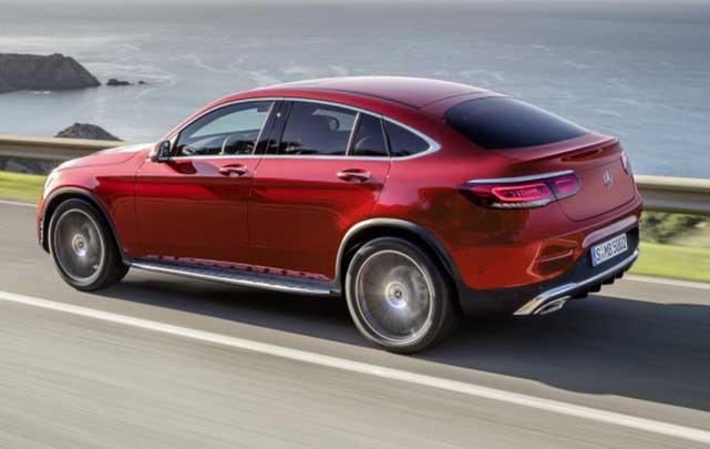 2020 Mercedes - Benz GLC release date