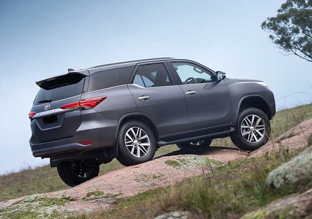 2020 Toyota Fortuner release date