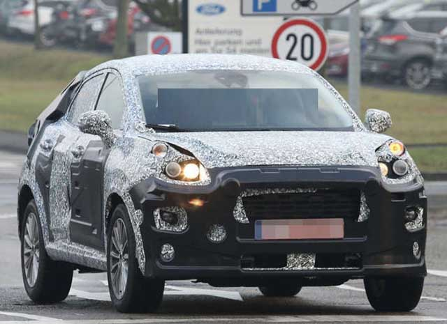 2020 Ford EcoSport Spy Photos And New Generation >> 2020 Ford Ecosport Spy Photos And New Generation 2020 Best Suv Models