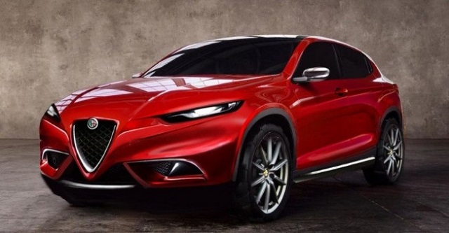 2020 Alfa Romeo Castello