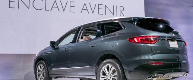2020 Buick Enclave Changes - Hybrid, Avenir - 2020 Best ...