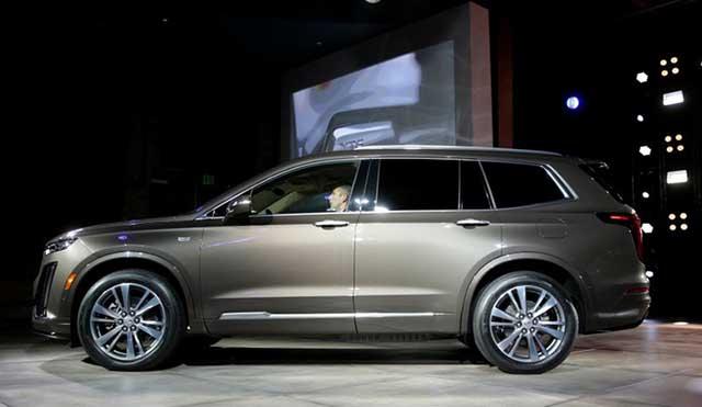 2020 Cadillac XT6 price
