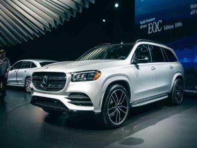 2020 Mercedes - Benz GLS release date