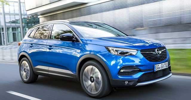 2020 Opel Mokka X