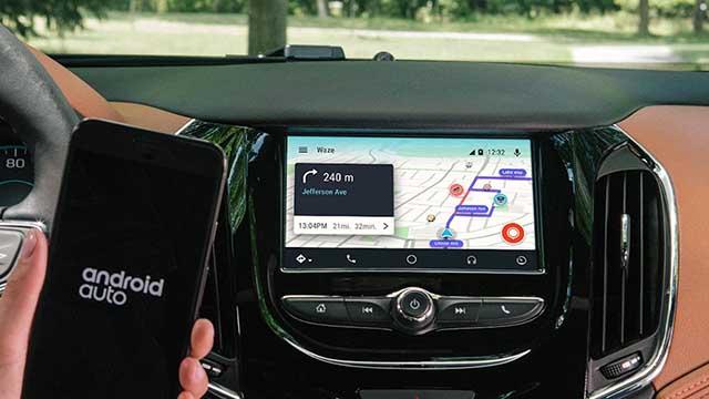 2020 Toyota Land Cruiser android auto