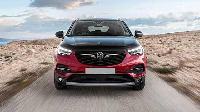 2019 Opel Grandland X Hybrid4 release date