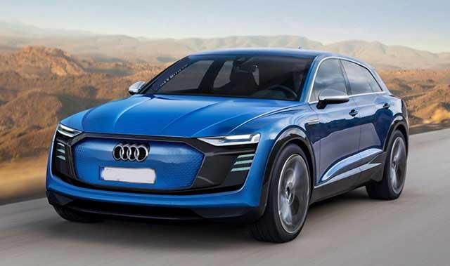 2020 Audi Q2 concept