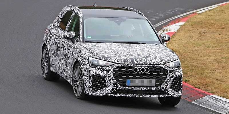 2020 Audi SQ3 specs
