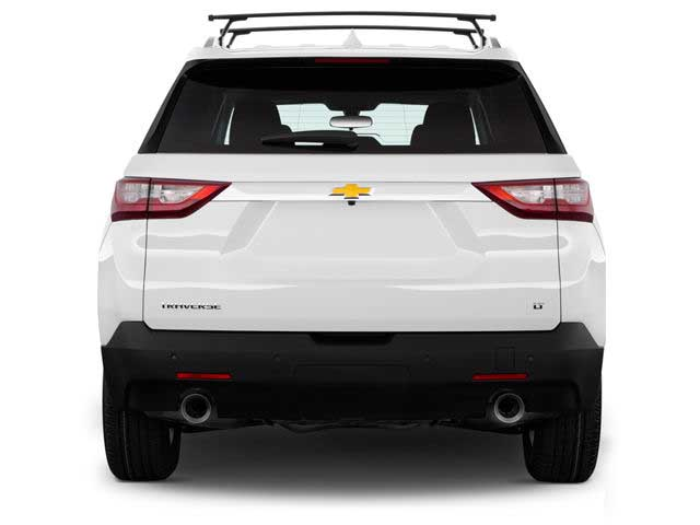 2020 Chevy Traverse redesign