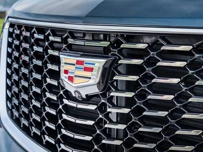 2020 Cadillac Escalade badge