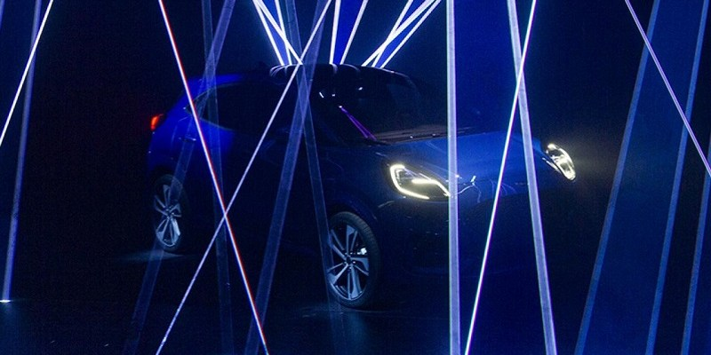 2021 Ford Puma teaser
