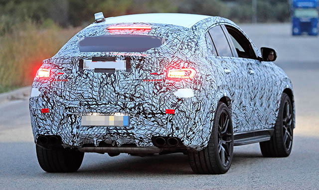 2021 Mercedes-AMG GLE 53 accessories