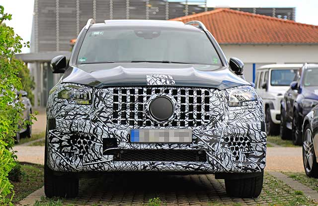 2021 Mercedes-AMG GLS 63 price