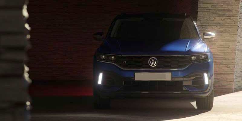 2021 VW Tiguan R-Line price