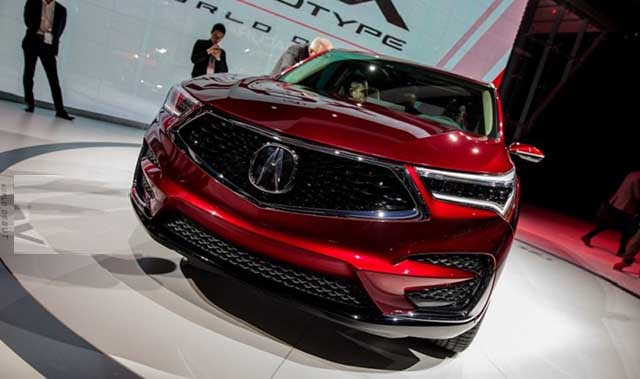 2020 Acura MDX Type S release date