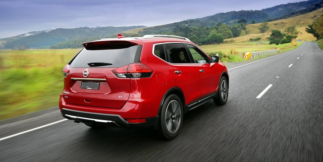 2020 Nissan X-Trail redesign
