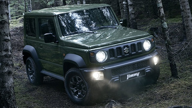 2020 suzuki jimny one of the best non us off roaders. Black Bedroom Furniture Sets. Home Design Ideas