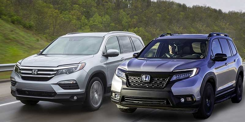2020 Honda Passport Vs Pilot All Differences 2020 Best Suv Models
