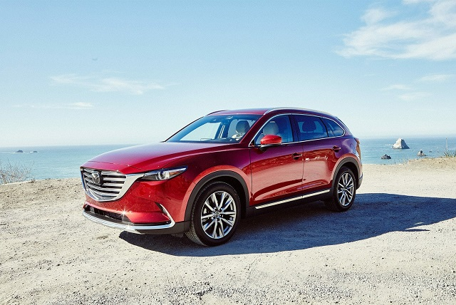 2020 Mazda CX-9 Redesign And New Colors >> 2020 Mazda Cx 9 Redesign New Colors Release Date 2020 Best Suv