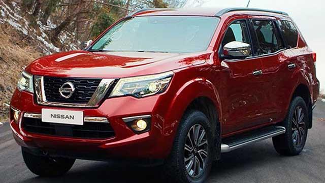 2020 Nissan Xterra redesign