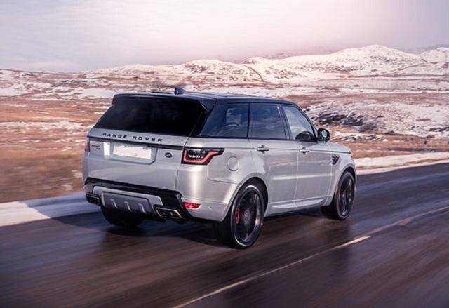 2020 Range Rover Sport HST
