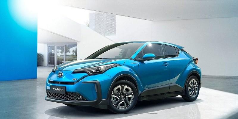 2020 Toyota C-HR electric