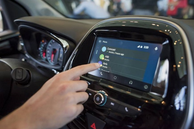 2021 Toyota 4Runner android auto