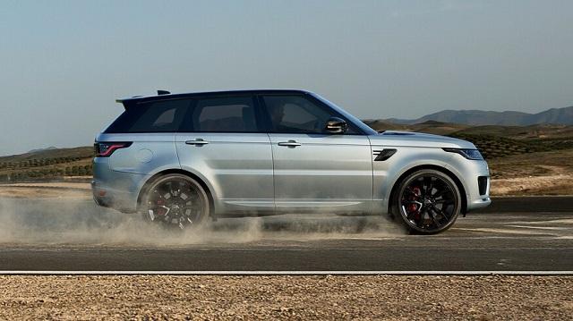2020 Land Rover Range Rover Sport redesign