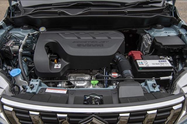 2020 Suzuki Vitara 1.0 engine
