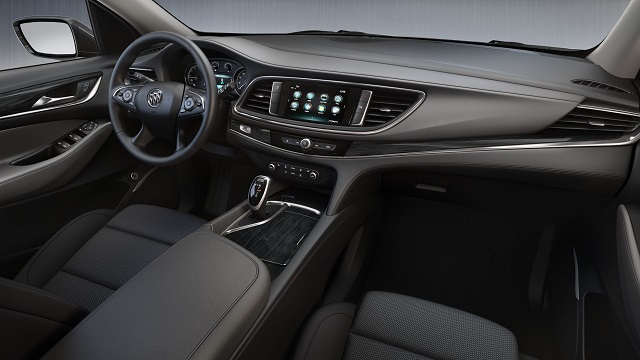 2020 Buick Enclave Essence interior