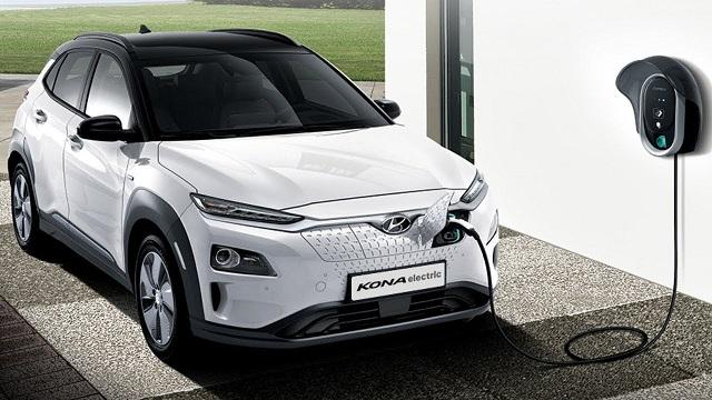 2020 Hyundai Kona electric
