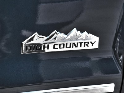 High Country badge