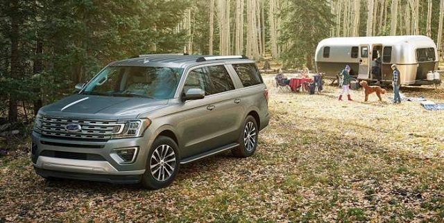 2021 Ford Expedition changes