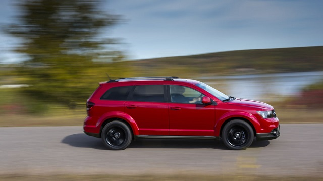 2021 dodge journey redesign or replacement  20202021
