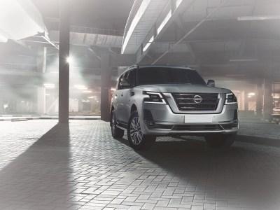 2021 Nissan Armada redesign