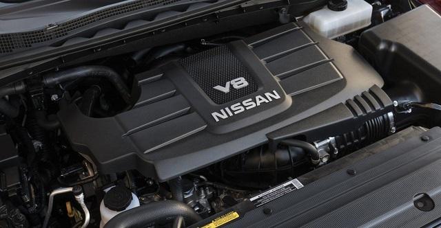 2021 Nissan Armada specs