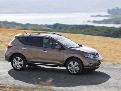 2021 Nissan Murano facelift