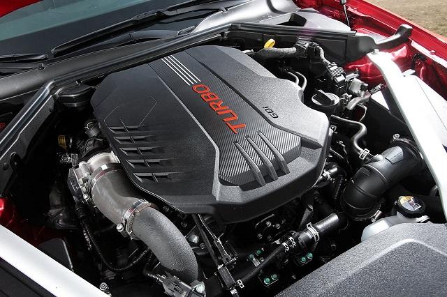 2021 Kia Telluride Twin-Turbo