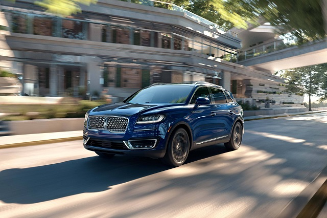 2021 lincoln nautilus could get a hybrid engine  2020
