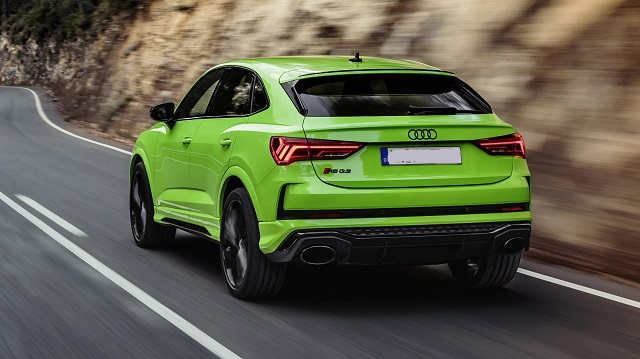 2021 Audi Q3 prestige