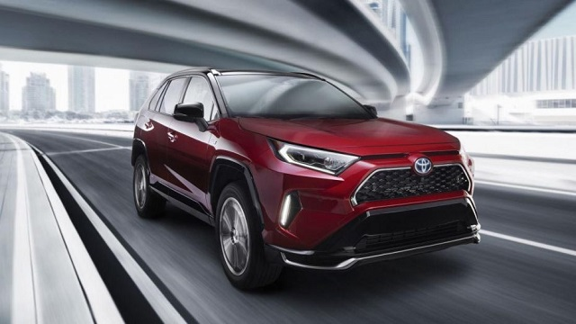 2021 Toyota RAV4 Hybrid changes