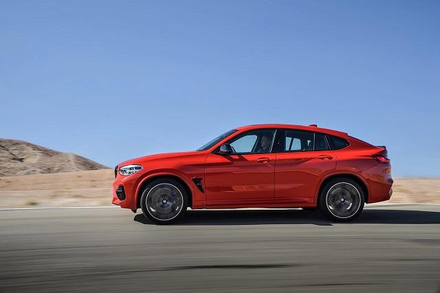2021 BMW X4 xdrive