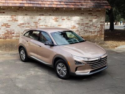 2021 Hyundai Nexo fcev