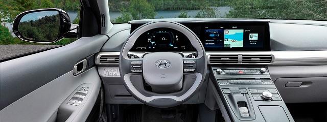 2021 Hyundai Nexo fuel cell