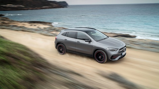 2021 Mercedes Benz GLA 250