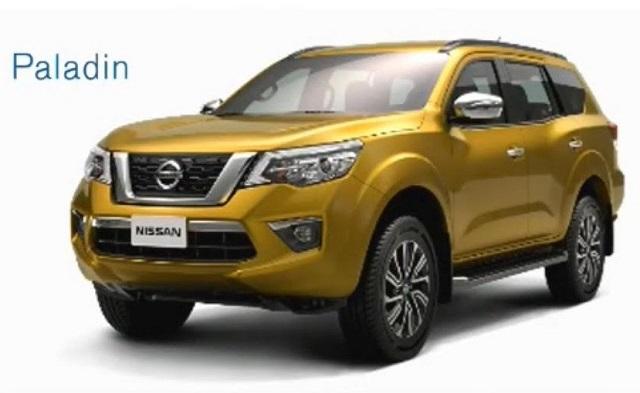 2021 Nissan Paladin comeback