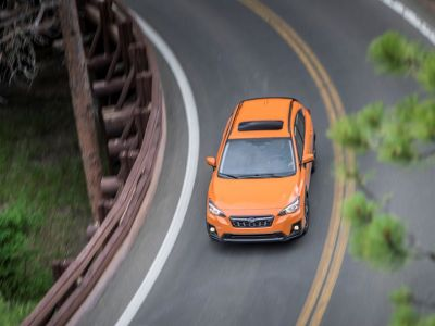 2021 Subaru Crosstrek turbo