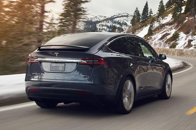 2021 Tesla Model X changes