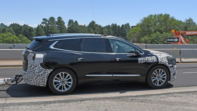 What's New for the 2021 Buick Enclave