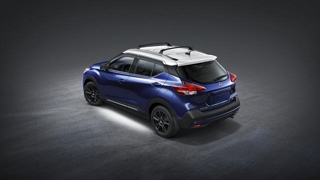 2021 Nissan Kicks changes